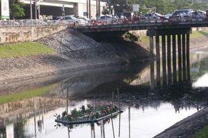 Bộ TN-MT nói về giải pháp 'giải cứu' sông Tô Lịch sau 3 ngày của Nhật Bản