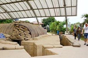 Nỗ lực bảo tồn quần thể di tích chiến trường Điện Biên Phủ