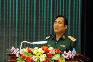 Cảnh cáo Trung tướng Nguyễn Hoàng Thủy - Tư lệnh Quân khu 9