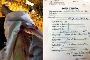 Bị 2 kẻ đi xe máy tấn công, cô gái phải tiêm thuốc phơi nhiễm HIV