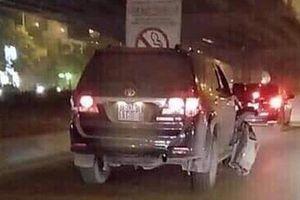 Hà Nội: Tài xế xe biển xanh gây tai nạn rồi bỏ trốn đã ra trình diện công an
