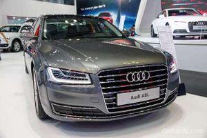 Audi A7 Sportback, A8L và Q7 bị triệu hồi tại thị trường Việt Nam