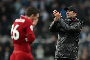 HLV Klopp: 'Định mệnh sẽ quyết định Liverpool hay Man City vô địch'