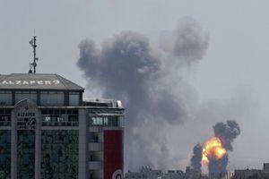 Israel tấn công 200 mục tiêu ở Gaza, chiến binh Palestine đáp trả 430 tên lửa