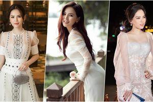 'Thánh nữ Mì Gõ' Phi Huyền Trang nổi danh là mỹ nhân đam mê đồ xuyên thấu với phong cách gợi cảm đến nao lòng