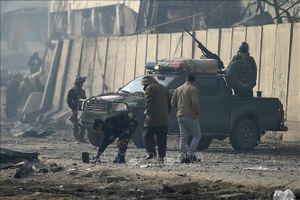 Thương vong trong vụ tấn công của Taliban nhằm vào trụ sở cảnh sát ở Afghanistan