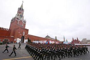Nga diễn tập chuẩn bị Ngày Chiến thắng 9/5