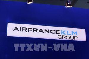Air France - KLM lên kế hoạch cắt giảm hàng trăm nhân viên mặt đất