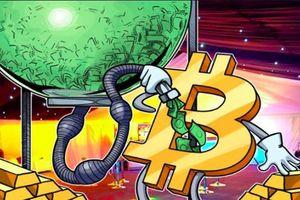 Giá tiền ảo hôm nay (5/5): Số giao dịch một ngày trên Blockchain Bitcoin cao nhất 16 tháng qua