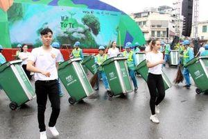 Lan tỏa việc làm tử tế vì môi trường không rác thải