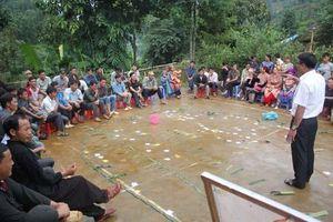 HKI tập huấn, thay đổi hành vi vệ sinh trong cộng đồng ở Lai Châu