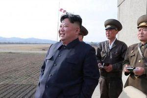Nhà lãnh đạo Triều Tiên thị sát cuộc diễn tập tấn công