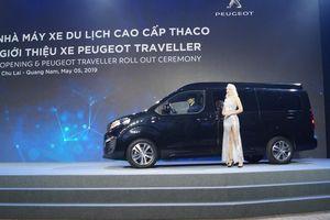 Peugeot Traveller – MPV cao cấp châu Âu chính thức ra mắt tại Việt Nam