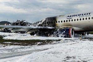 Tìm thấy thi thể 41 nạn nhân của vụ tai nạn máy bay Sukhoi Superjet 100