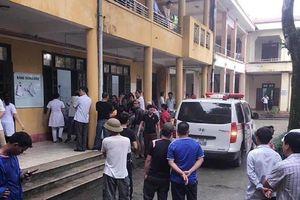 2 học sinh bị cột bê tông 3m ở trường đổ trúng