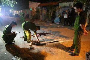 Người đàn ông bị đâm chết trong cuộc nhậu