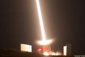 Mỹ cân nhắc giúp Israel chặn mưa rocket từ Gaza