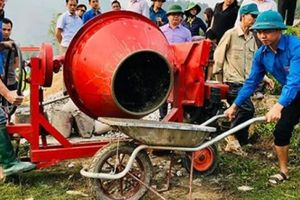 Hà Giang: Nâng cao kiến thức về xây dựng NTM cho cán bộ cơ sở