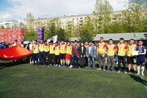 Bế mạc Đại hội Thể thao sinh viên Việt Nam – Hè 2019 tại LB Nga