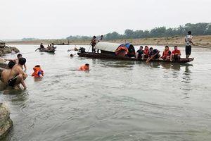 Bốn học sinh ở Thanh Hóa tử vong do đuối nước trên sông Mã