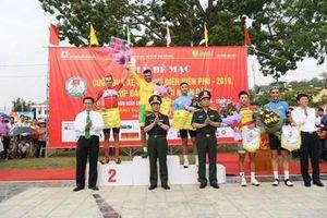 Cuộc đua xe đạp 'Về Điện Biên Phủ-2019, Cúp Báo Quân đội nhân dân' thành công tốt đẹp