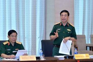 Ủy ban Quốc phòng và An ninh của Quốc hội thẩm tra về dự án Luật Dân quân tự vệ (sửa đổi)