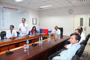 Thủ tướng Nguyễn Xuân Phúc thăm Bệnh viện Đồng Nai