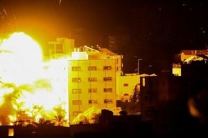 Xung đột Israel-Palestine bùng phát dữ dội, hàng trăm người thương vong