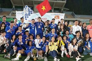 Nhiều hoạt động ý nghĩa tại hội thao của cộng đồng người Việt Nam tại Hàn Quốc