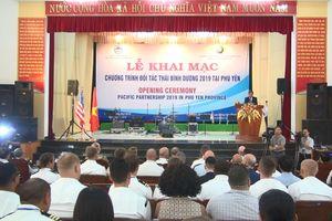 Chương trình đối tác Thái Bình Dương năm 2019 diễn ra tại Phú Yên