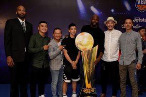 Nhiều nét mới ở giải bóng rổ chuyên nghiệp Việt Nam- VBA năm 2019