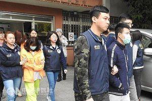 Khởi tố 5 đối tượng liên quan vụ 149 công dân Việt Nam trốn sang Đài Loan