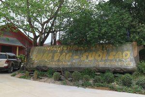 Hà Nội chỉ đạo xử lý vụ 'xẻ thịt' đất rừng tại huyện Thạch Thất