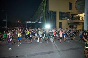 Lần đầu tiên adidas Runners Saigon tổ chức chạy Test Run 21.1km