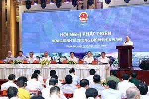 Hội nghị Vùng kinh tế trọng điểm phía Nam: 'Nóng' vấn đề hạ tầng giao thông