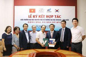 Tổng lãnh sự Hàn Quốc đầu tiên làm phó hiệu trưởng trường đại học tại Việt Nam