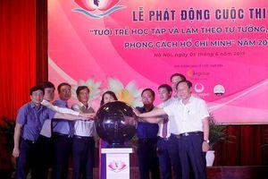 Bộ Giáo dục Phát động cuộc thi Tuổi trẻ học tập và làm theo tư tưởng Hồ Chí Minh