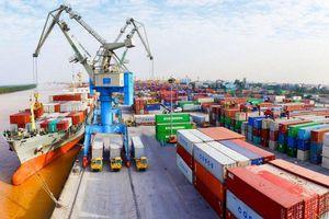 Tổng trị giá xuất nhập khẩu hàng hóa 4 tháng đầu năm ước đạt 156,81 tỷ USD