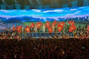 'Điện Biên - điểm hẹn hòa bình' chào mừng kỷ niệm 65 năm chiến thắng Điện Biên Phủ