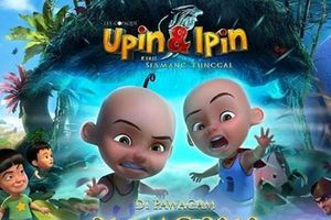 'Upin & Ipin: The Lone Gibbon Kris' trình chiếu tại Việt Nam