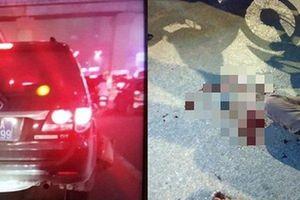 Danh tính Thượng sỹ bộ Công an lái xe biển xanh gây tai nạn rồi bỏ chạy trên đường Nguyễn Xiển