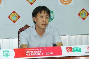HLV Sài Gòn FC nói gì khi đánh bại Hải Phòng trong trận cầu 'ru ngủ' khán giả?