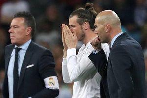 Sau vòng 36 Liga: Giờ Bale chia tay đã điểm