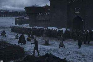 Trò chơi vương quyền 8 - tập 4: Nỗi buồn tang tóc bao trùm Winterfell