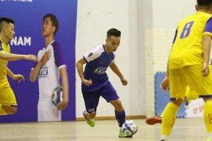 ĐH Tôn Đức Thắng đối đầu ĐH Thủy Lợi tại chung kết VUG Futsal 2019