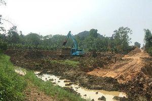 Thọ Xuân (Thanh Hóa): Núp bóng cải tạo hồ để khai thác trái phép
