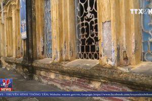 Bộ Văn hóa lần đầu lên tiếng về việc hạ giải nhà thờ Bùi Chu