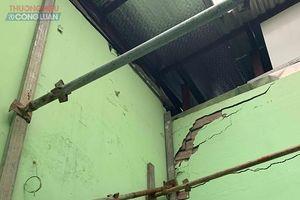 Hơn 26 hộ dân bị lún nứt gần dự án 158 Nguyễn Sơn: Chưa tìm được tiếng nói đồng thuận