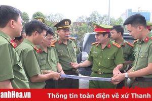 Công an TP Thanh Hóa: Triển khai phương án đảm bảo ANTT Lễ kỷ niệm 990 năm Thanh Hóa