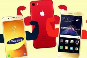 Huawei đánh bại Apple trở thành nhà cung cấp smartphone số 2 trên toàn cầu